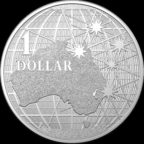 1 Unze Silber Australien (RAM) Beneath the Southern Skies 2021