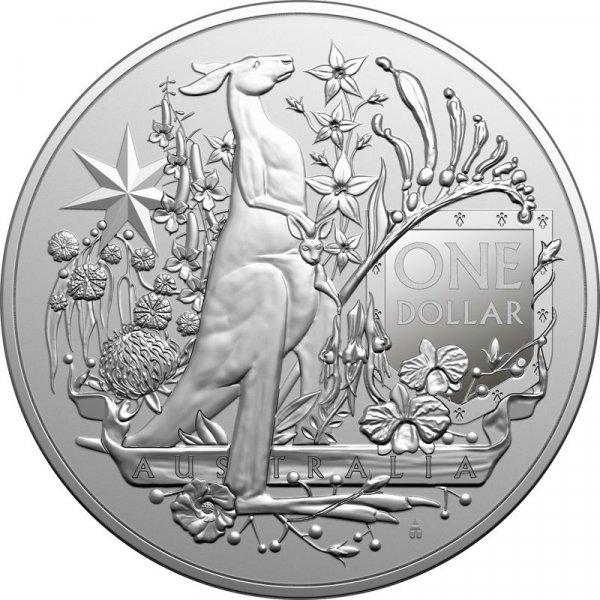 1 Unze Silber Coat of Arms 2021