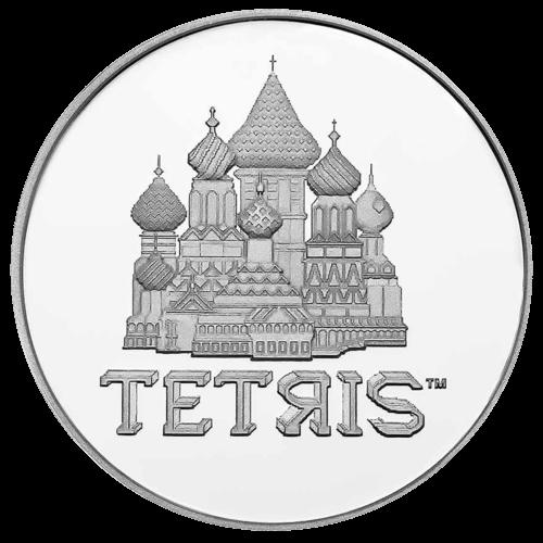 1 Unze Silber Tetris 2021