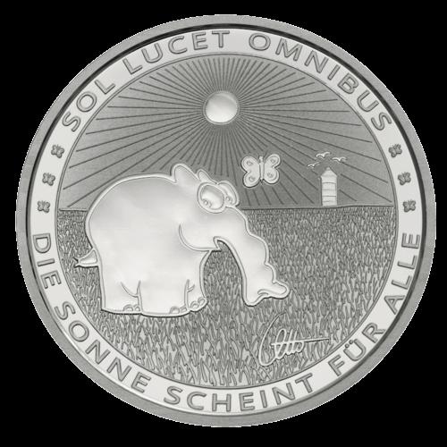 1 Unze Silber Ottifanten 2021