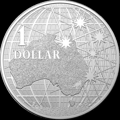 1 Unze Silber Australien (RAM) Beneath the Southern Skies 2020