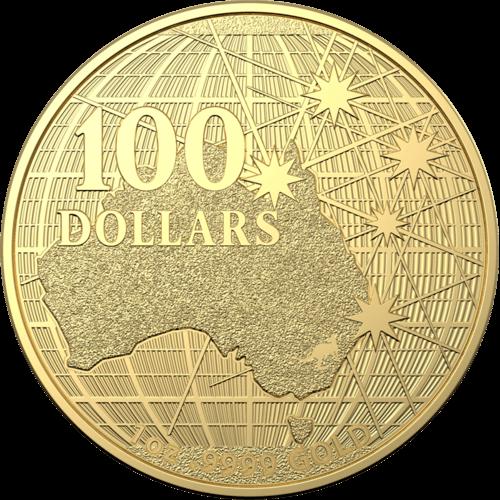 1 Unze Gold Australien (RAM) Beneath the Southern Skies 2020