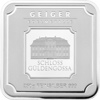 250 g Silberbarren Geiger original