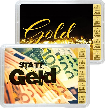 5 g Gold Geschenkkarte Gold statt Geld