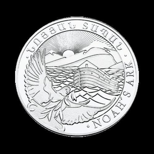 10 Unzen Silber Armenien Arche Noah diverse Jahrgänge