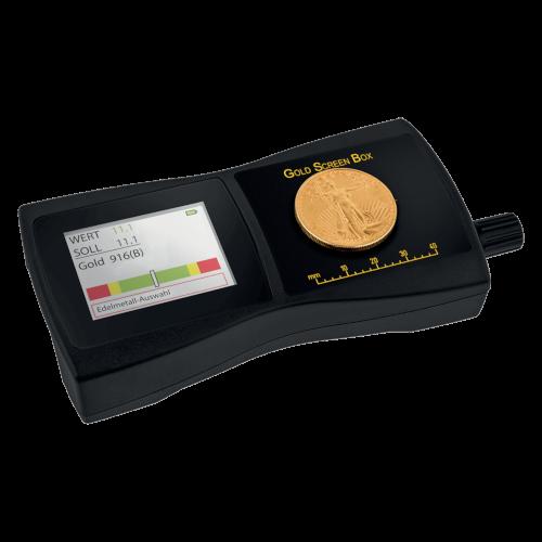 Goldprüfgerät - GoldScreenBox