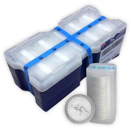 Masterbox für 250 Silber Känguru Münzen