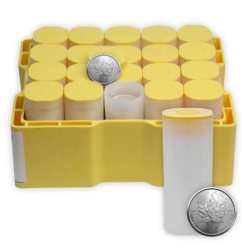 Masterbox für 500 x 1 Silber Maple Leaf Münzen