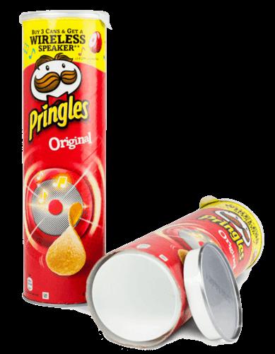 Dosensafe - Pringles Chips