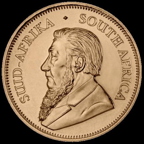 1/2 Unze Gold Krügerrand 2021 (zollfrei)