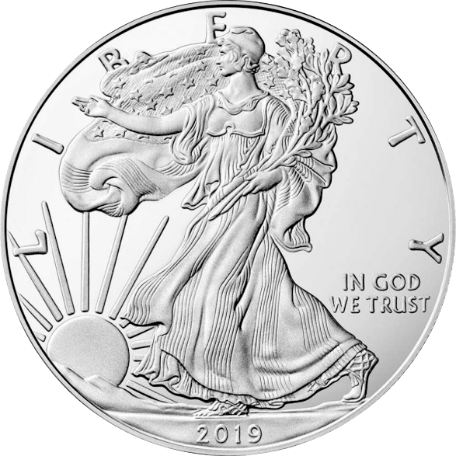 1 Unze Silber American Eagle diverse Jahrgänge
