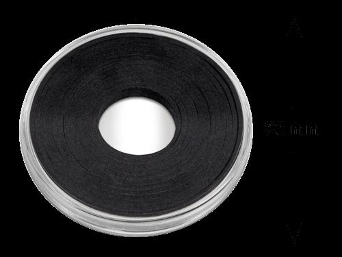 Münzkapsel ANLAUFSCHUTZ 38 mm für 1 Unze Silber Maple Leaf