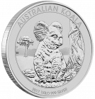 1 kg Silber Australian Koala 2017