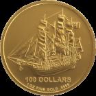1 Unze Gold Cook Islands
