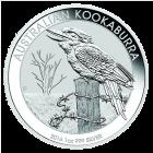 1 Unze Silber Kookaburra