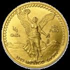 1/4 Unze Gold Mexiko Libertad   Vorderseite der Goldmünze 1/4 Unze Libertad Mexico der Casa de Monada de México
