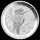 1 Unze Silber Kookaburra 2014