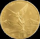 1/4 Unze Gold Mexiko Libertad