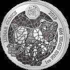 1 Unze Silber Ruanda Lunar Schwein 2019