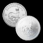 1 Unze Silber Krügerrand diverse Jahrgänge