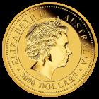 1 kg Gold Australien Känguru 2017