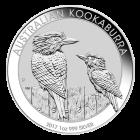 1 Unze Silber Kookaburra 2017