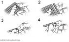 So können Sie Ihre 10 x 10g Combibar Silbertafel stückeln | Stückelung 10 x 10g Combibar Silbertafel