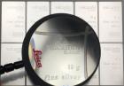 Nahansicht 10 x 10 Gramm Combibar Silbertafel | Nahansicht Silbertafel 10 x 10 Gramm Combibar