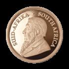 1 Unze Gold 50 Jahre Krügerrand 2017 Jubiläumsausgabe in Proof-Qualität