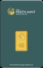 10 g Goldbarren Perth Mint