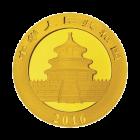 3 g Gold China Panda 2016