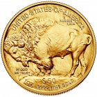 1 Unze Gold American Buffalo 2017 Proof-Qualität