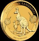 1 Unze Gold Australien Känguru 2020