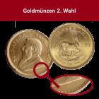 1 Unze Gold Krügerrand (2. Wahl)