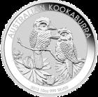 10 Unzen Silber Kookaburra