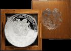 5 kg Silber Armenien Arche Noah