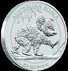 1 kg Silber Australian Koala