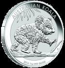 1 Unze Silber Australian Koala