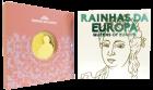 5 Euro Gold D. Maria Bárbara 2017 Proof-Qualität