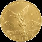 1/20 Unze Gold Mexiko Libertad
