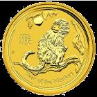 1/20 Unze Gold Lunar Affe 2016