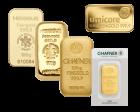 100 g Goldbarren