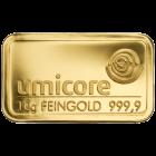 Goldbarren 10 Gramm von Heraeus, Umicore oder Degussa | Goldbarren 10 Gramm von Heraeus, Umicore oder Degussa