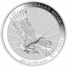 1 Unze Silber Wedge Tailed Eagle 2019