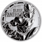 1 Unze Silber Marvel Black Panther 2018