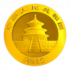 1/2 Unze Gold China Panda