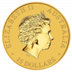 1/10 Unze Gold Australien Känguru 2017