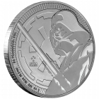 1 Unze Silber Star Wars Darth Vader 2018