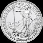 1 Unze Silber Britannia Zollfreilager