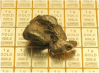 Combibar Goldtafel 50x1 Gramm   Combibar Goldtafel von Valcambi in 50x1 Gramm